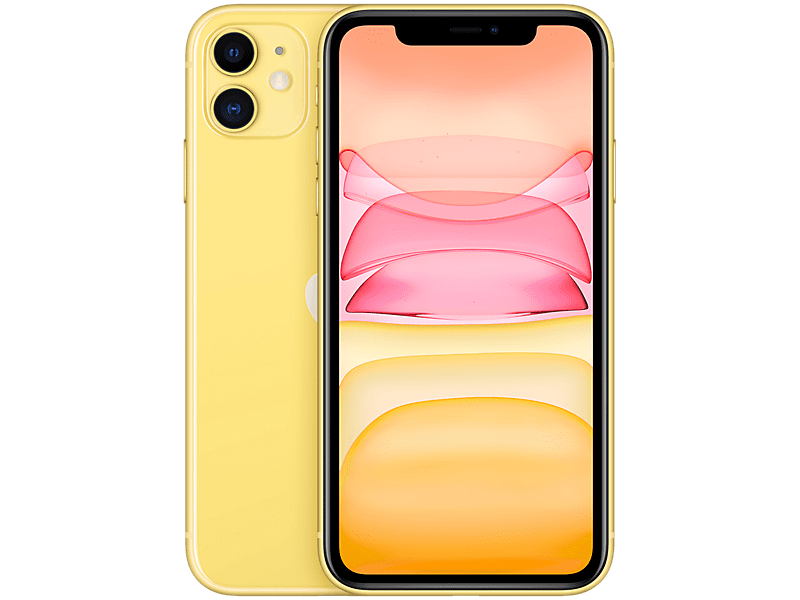 Apple iPhone 11 256GB Yellow payg