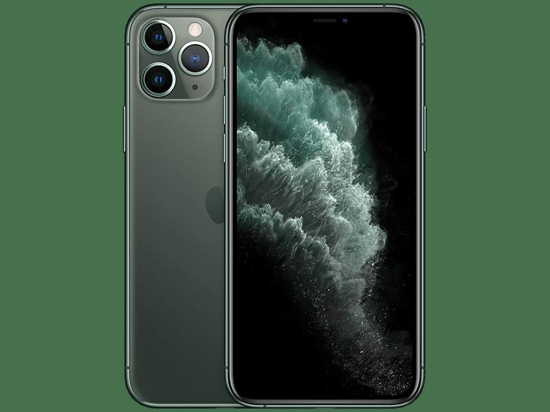 Apple iPhone 11 Pro Max 256GB Midnight Green payg