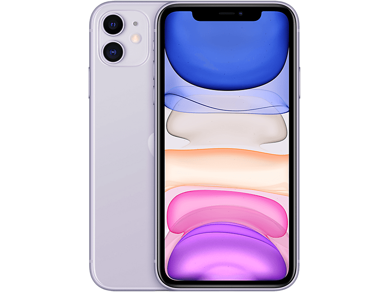 Apple iPhone 11 Purple payg