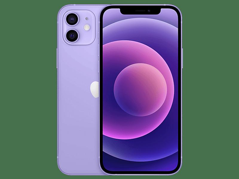 Apple iPhone 12 Mini 64GB Purple contracts