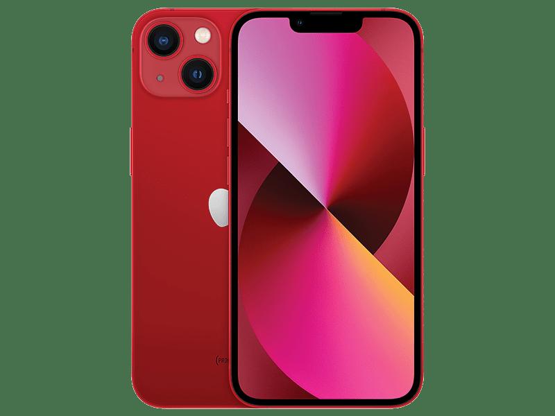 Apple iPhone 13 256GB Red upgrade