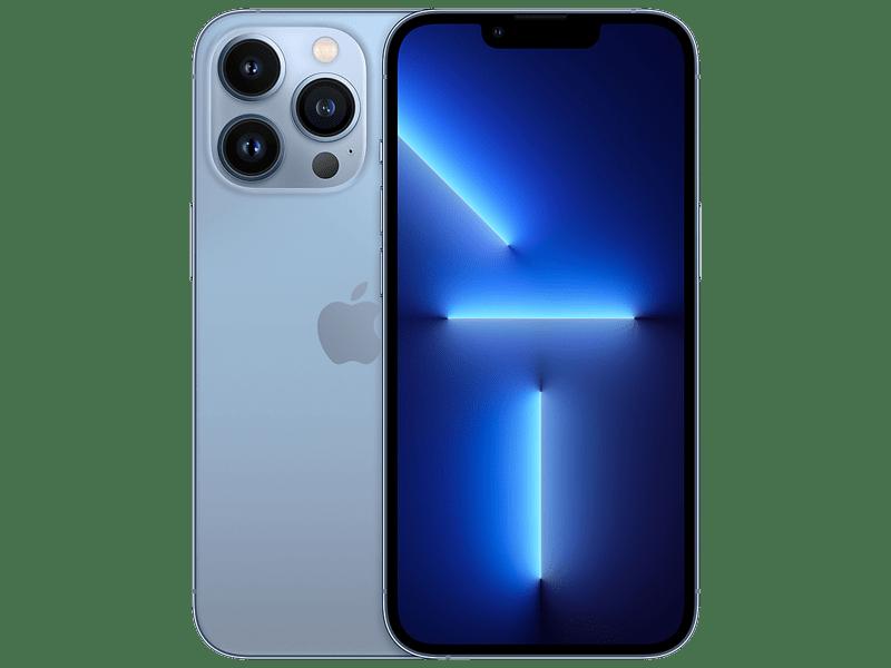Apple iPhone 13 Pro Max Sierra Blue upgrade