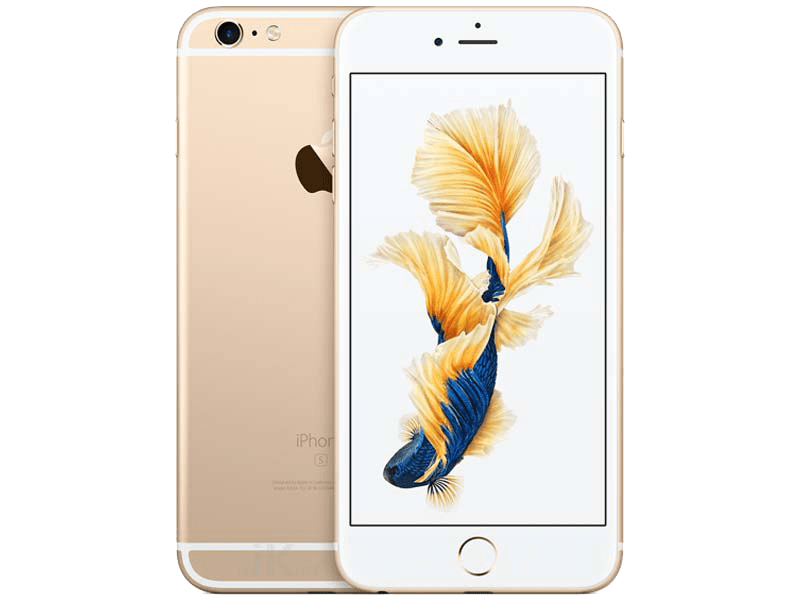 Apple iPhone 6S 64GB Gold contracts