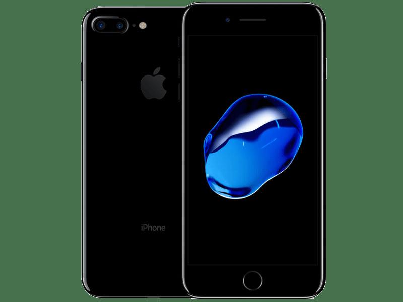 Apple iPhone 7 Plus Jet Black contracts