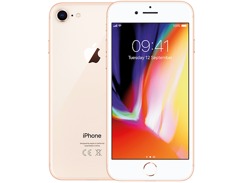 Apple iPhone 8 256GB Gold PAYG