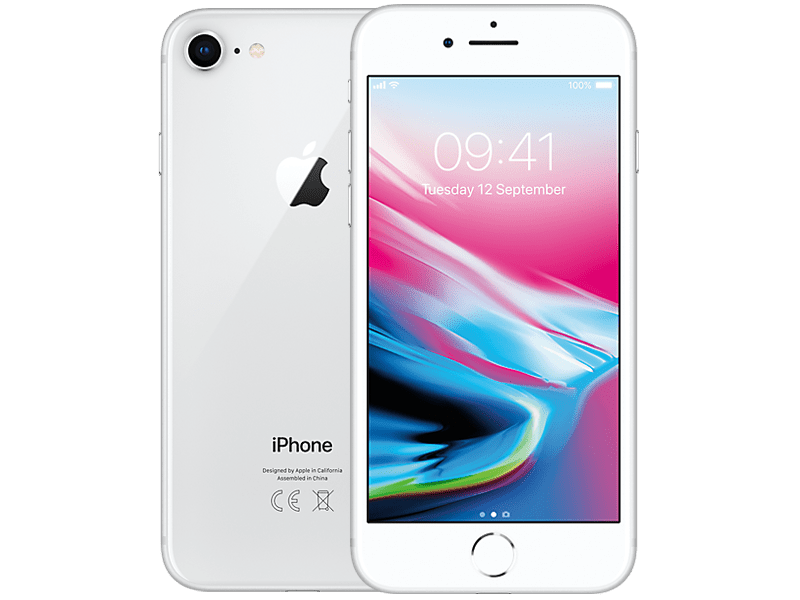 Apple iPhone 8 256GB Silver PAYG