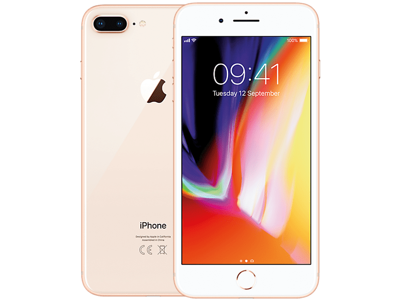 Apple iPhone 8 Plus 256GB Gold SIM Free