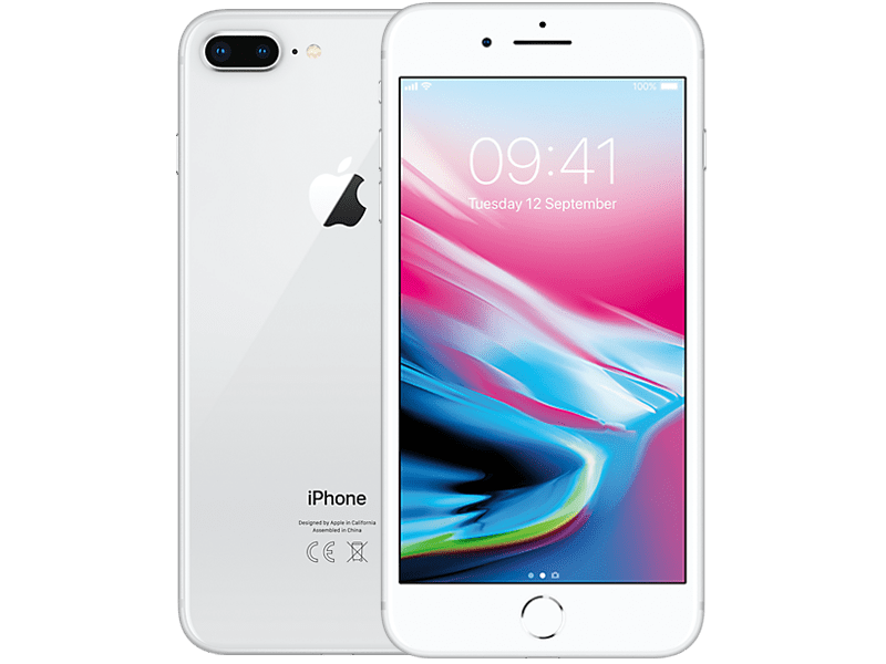 Apple iPhone 8 Plus 256GB Silver PAYG