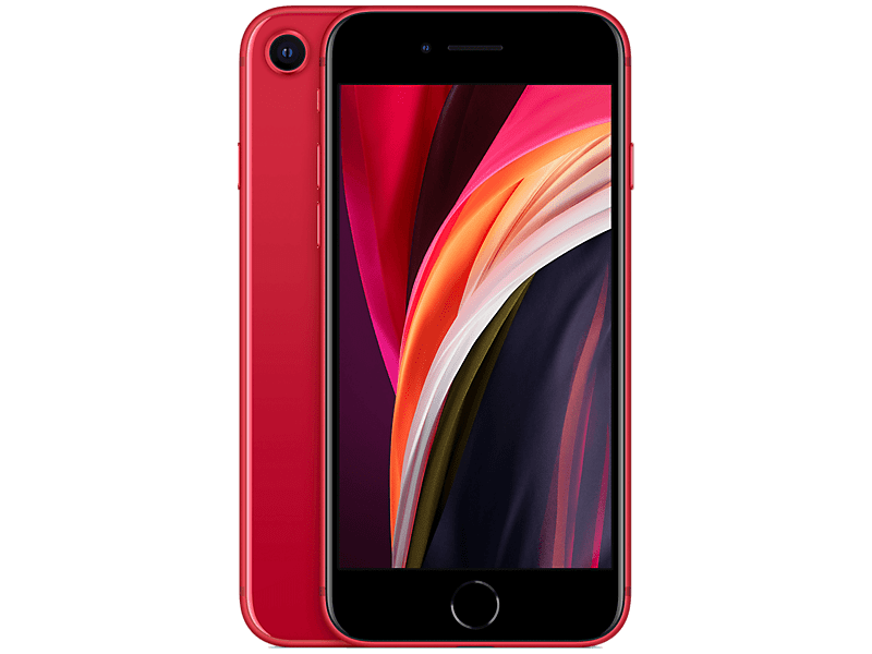 Apple iPhone SE 128GB Red contracts