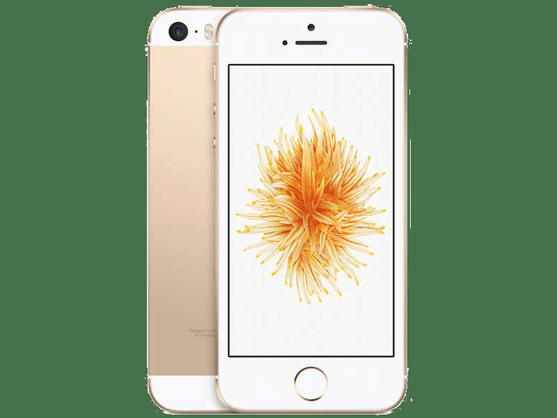 Apple iPhone SE 64GB Gold payg