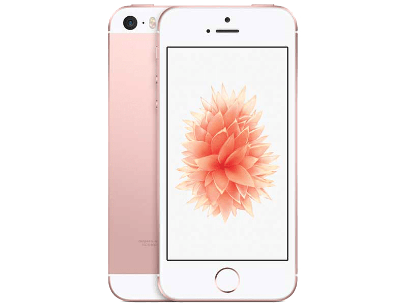 Apple iPhone SE 64GB Rose Gold payg