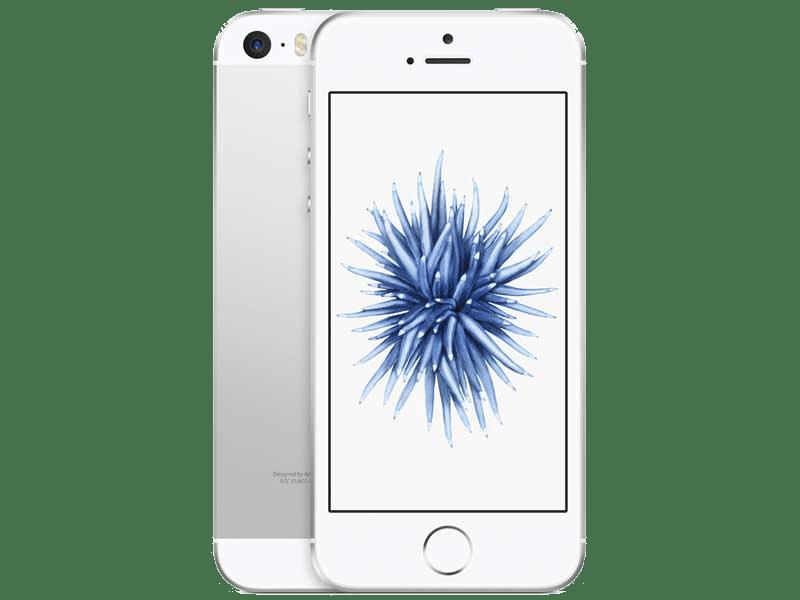 Apple iPhone SE 64GB Silver payg