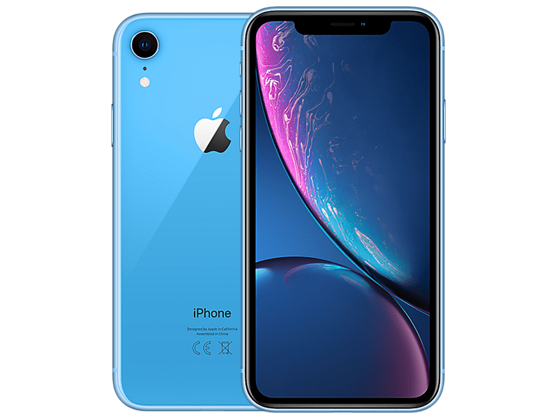 Apple iPhone XR Blue payg