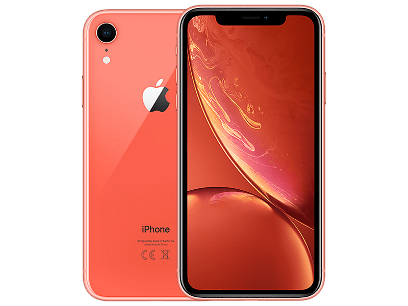 Apple iPhone XR Coral payg