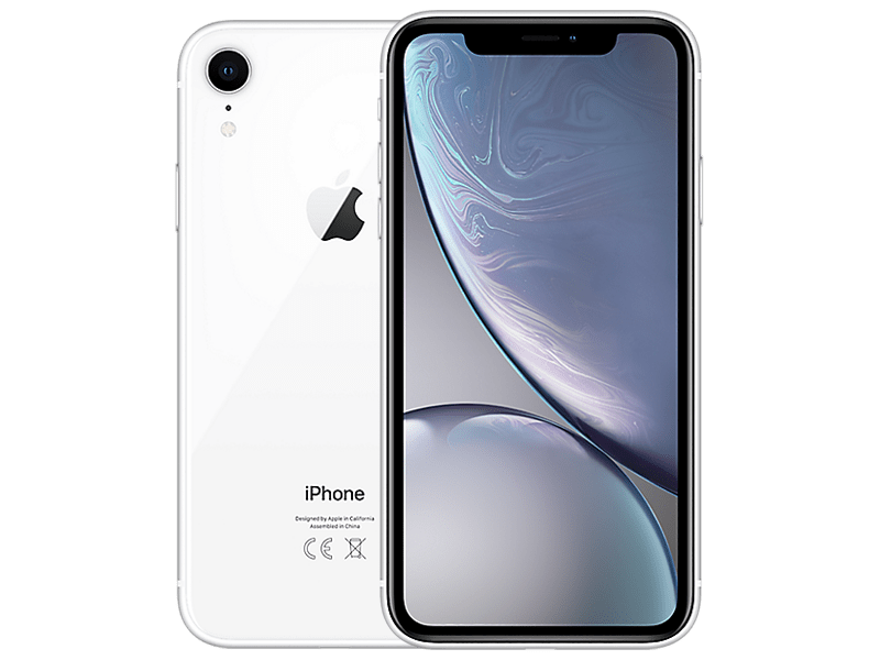 Apple iPhone XR White payg