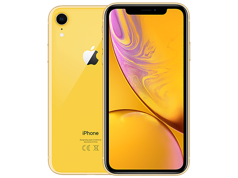Apple iPhone XR Yellow payg