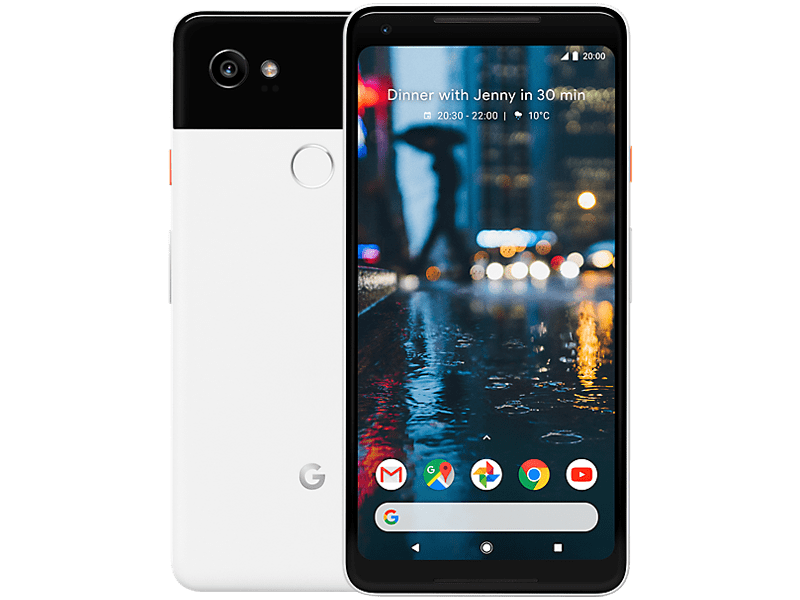 Google Pixel 2 XL 128GB White Contracts