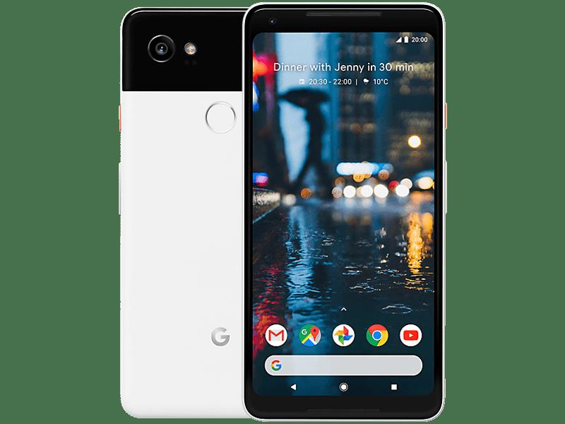 Google Pixel 2 XL 128GB White SIM Free