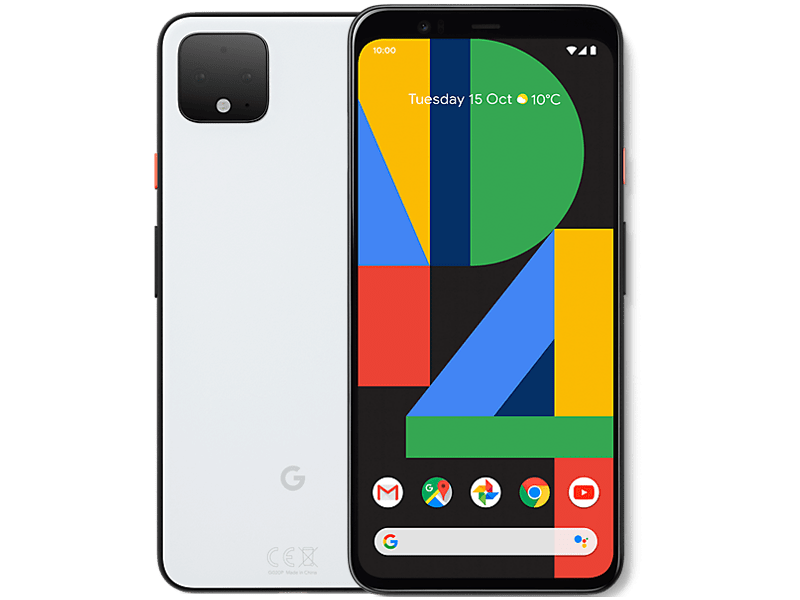 Google Pixel 4 128GB White contracts