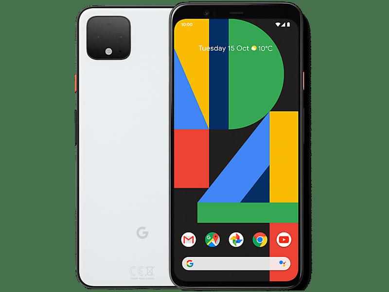 Google Pixel 4 128GB White sim free