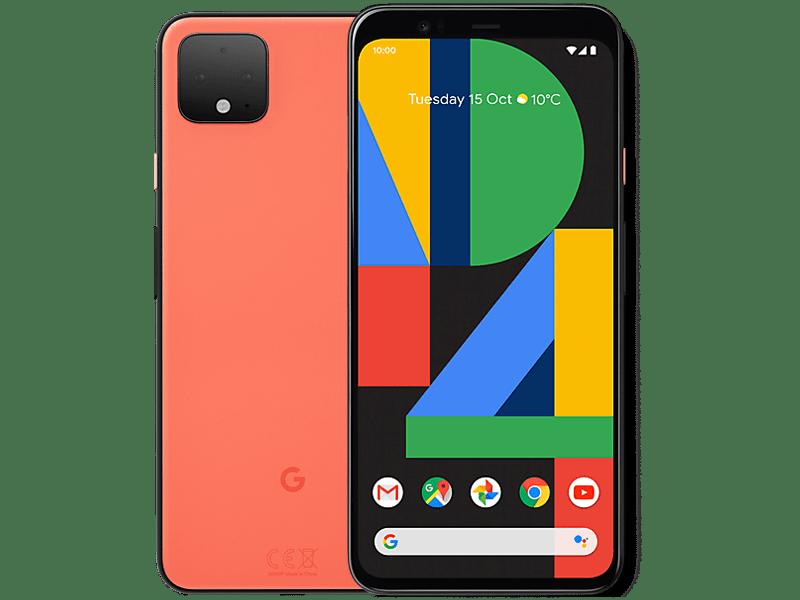 Google Pixel 4 XL Orange upgrade