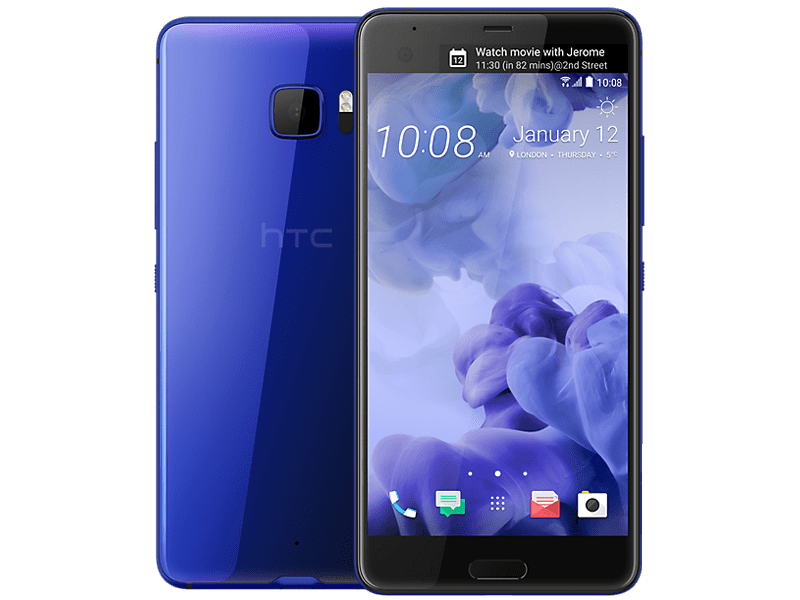 HTC U Ultra Blue Upgrade