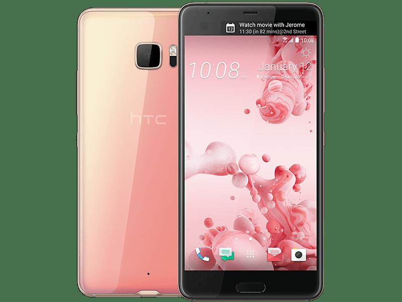 HTC U Ultra Pink Upgrade