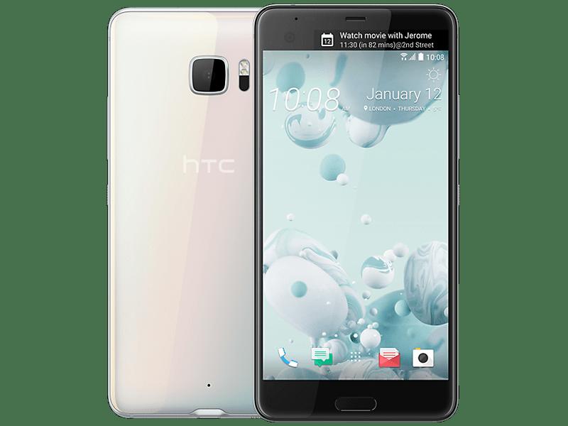 HTC U Ultra White Upgrade