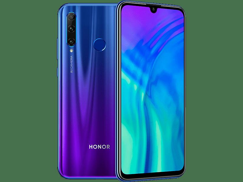 Huawei Honor 20 Lite Blue sim free