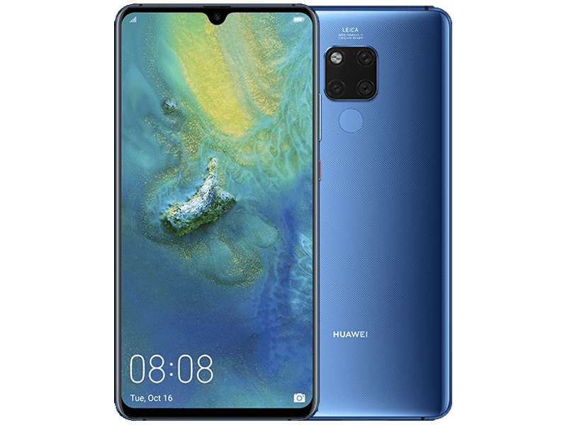 Huawei Mate 20 X Blue upgrade