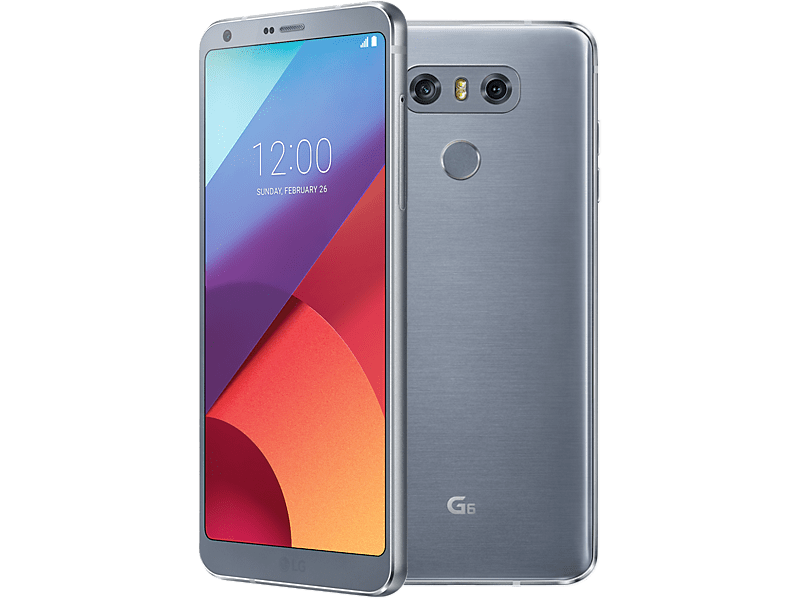 LG G6 Silver Upgrade