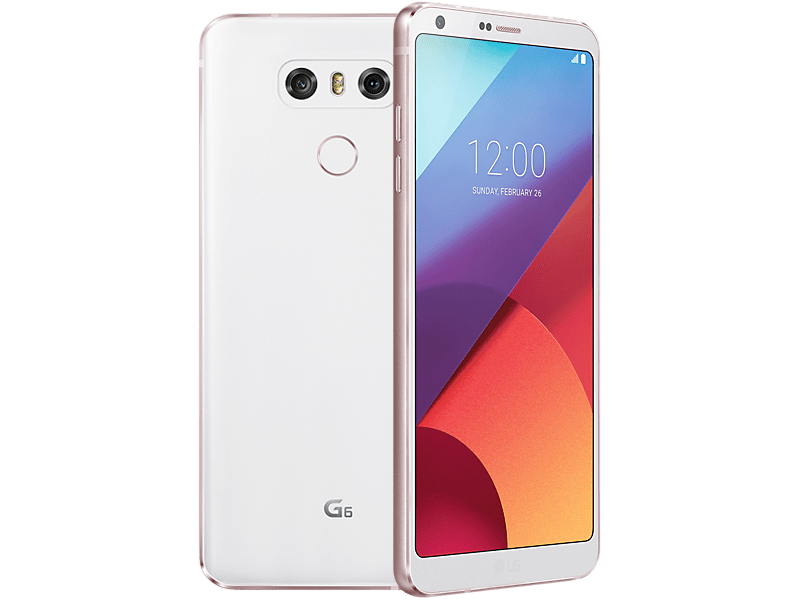 LG G6 White Contracts