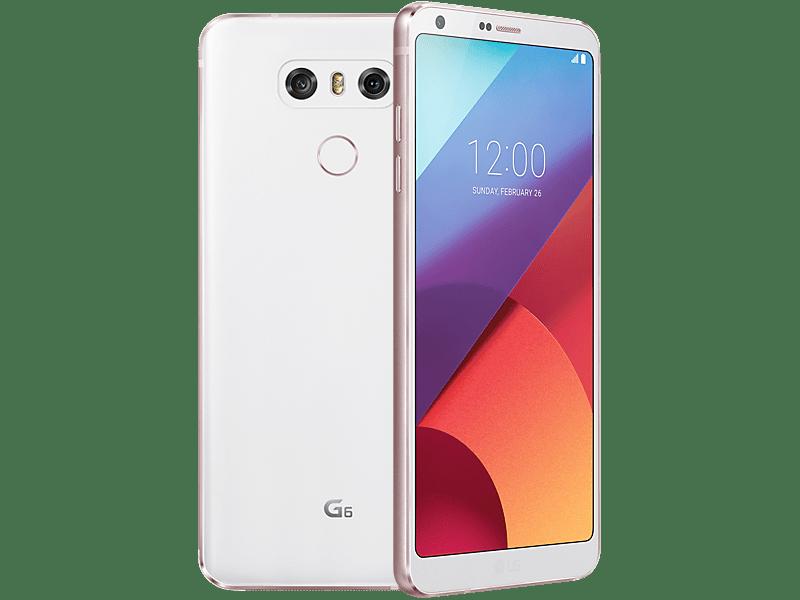 LG G6 White Upgrade