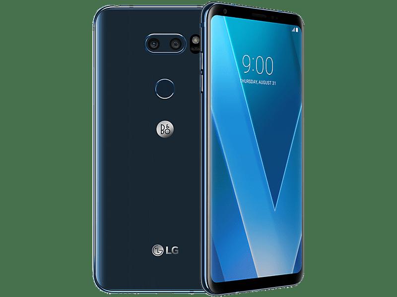 LG V30 Blue SIM Free