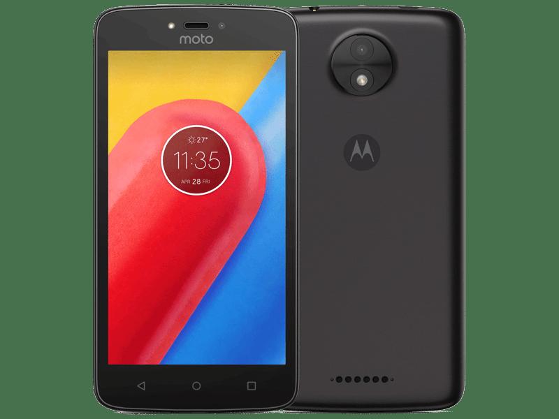 Motorola Moto C Upgrade
