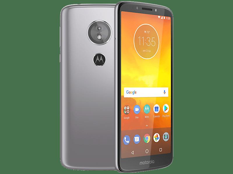 Motorola Moto E5 upgrade