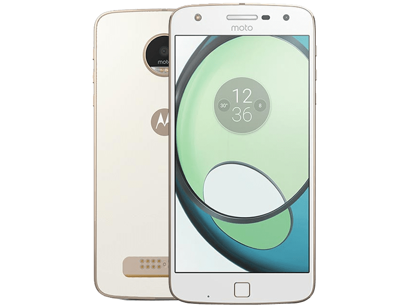 Motorola Moto Z Play White Contracts
