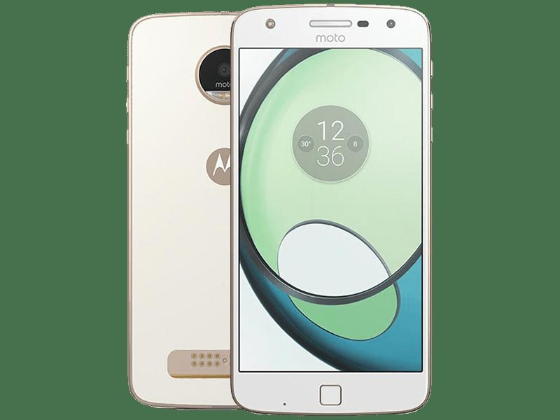 Motorola Moto Z Play White Upgrade