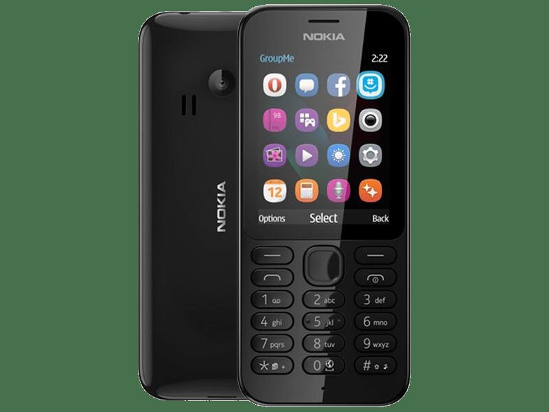 Nokia 222 Upgrade