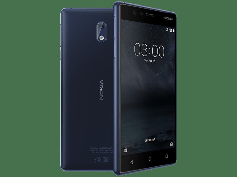 Nokia 3 Blue Upgrade