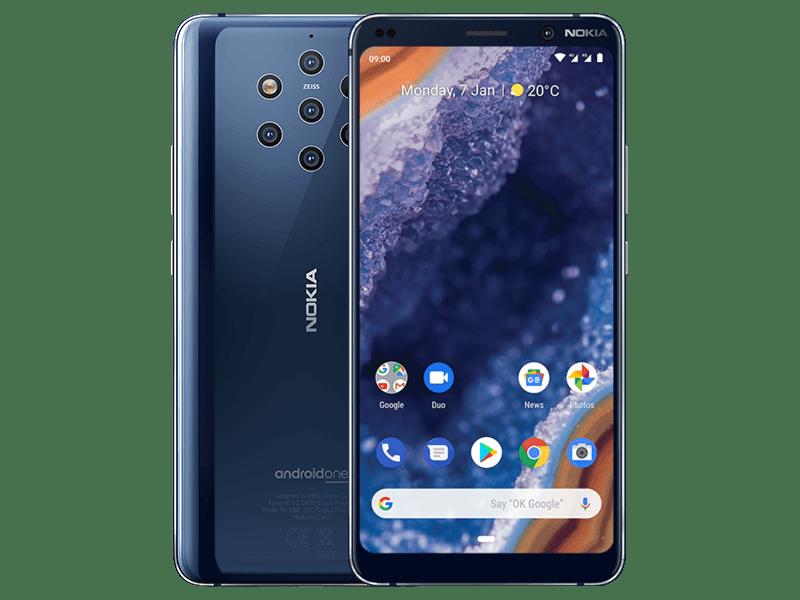 Nokia 9 PureView upgrade