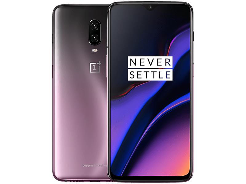 OnePlus 6T 128GB Thunder Purple contracts