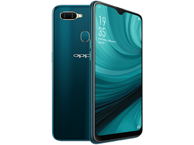 OPPO AX7 contracts