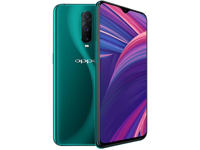 OPPO RX17 Pro Green upgrade