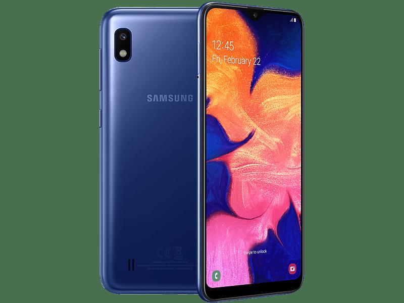 Samsung Galaxy A10 Blue payg
