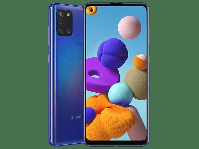 Samsung Galaxy A21s Blue payg