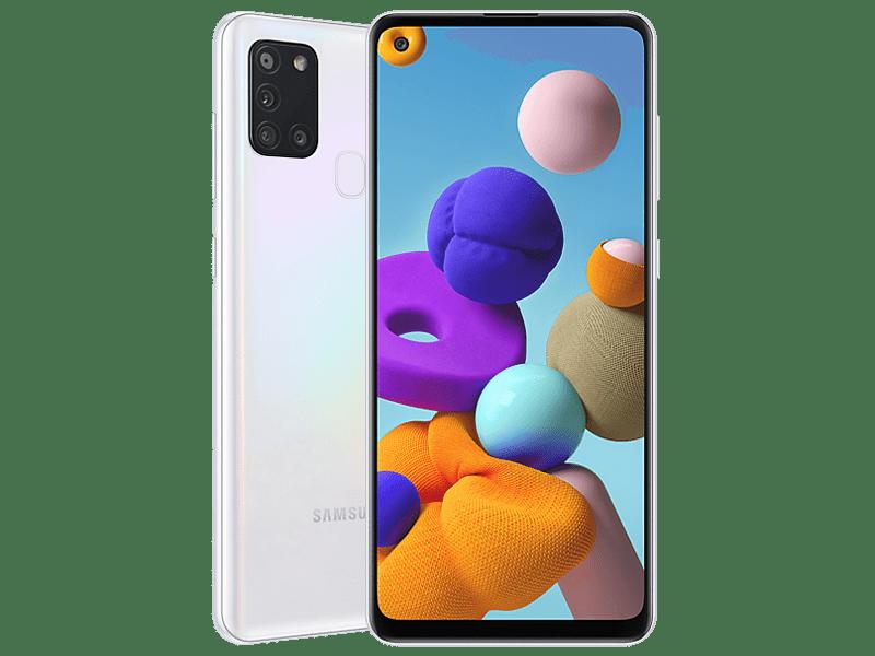 Samsung Galaxy A21s White payg