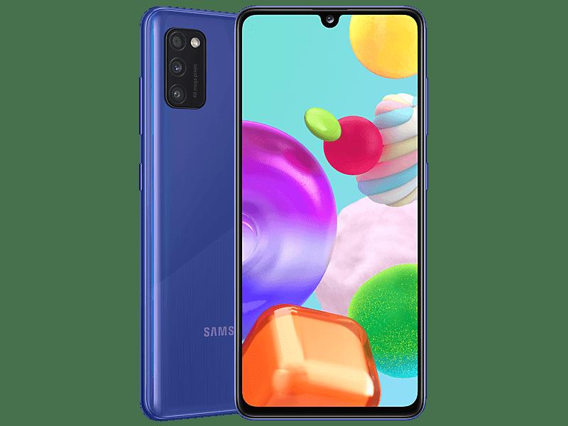 Samsung Galaxy A41 Blue sim free