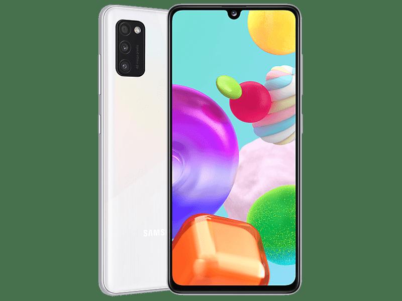 Samsung Galaxy A41 White payg