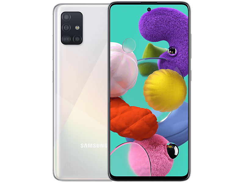 Samsung Galaxy A51 White sim free